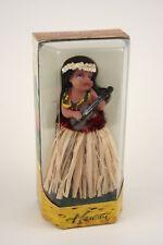 """Chiefly Hawaii Dashboard Hula Doll 6"""" Tall"""
