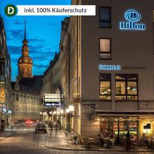 Dresden 3 Tage Städtereise Hilton Hotel Gutschein