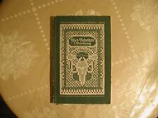 Filet-Arbeiten Heft I Durchzug  Bearbeitet von Marie Niedner 1914