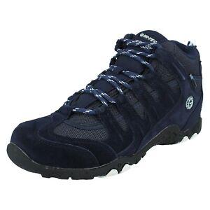 Ladies Hi-Tec Waterproof Walking Boots - Quadra Mid WP Womens