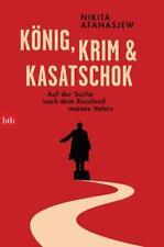 König, Krim und Kasatschok von Nikita Afanasjew (2018, Taschenbuch)