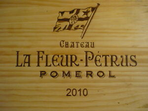 MAGNUM (1,50 l) CHAT. LA FLEUR - PETRUS 2010, POMEROL, 98 PP