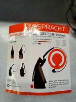Spracht HS2012 HS-2012 ZUM DECT 6.0 Wireless Headset
