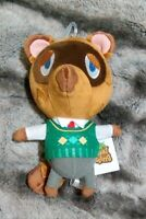 "Animal Crossing - Tom Nook - Plush 8"" - Nintendo - Official - New Leaf - NEW!!!!"