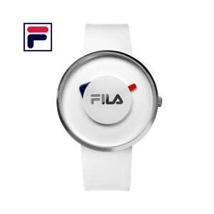 FILA FFA 38-019-0 Stainless Steel Quartz 30M Analogue Simple Watch