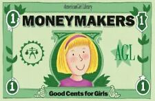 American Girl Library: Moneymakers - Good Cents for Girls c1998 VGC Paperback