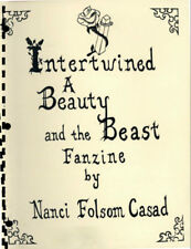 "Beauty & Beast Fanzine ""Intertwined 1, 2, 3, 4, 5"" HET"