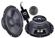 AXTON AE652C 16.5 cm 2-Wege Komponenten Lautsprecher System 110W NEU