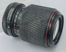 Tokina SD 70-210mm F4-5.6 Canon FD Mount Zoom Lens AE-1 SLR/Mirrorless Cameras