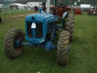 fordson roadless dexta