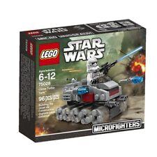 Lego, Star Wars Microfighters Series 1, Clone Turbo Tank 75028