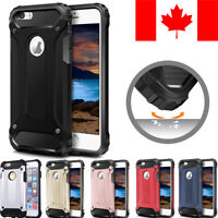 HEAVY DUTY ARMOR SHOCKPROOF CASE COVER FOR APPLE IPHONE 6 / 6S