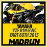 Kit Adesivi Yamaha R1M - R1 YART EWC 2015 - 60TH Anniversary- High Quality Decal