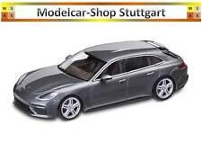 Porsche Panamera Turbo Sport Turismo achatgraumetallic Minichamps 1:43 neu
