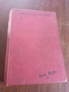 Five Fall into Adventure Enid Blyton 1950 First edition Hardback