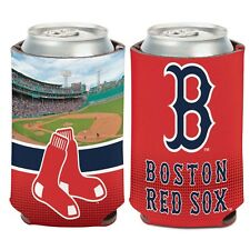 2017 Wincraft Mlb Boston Red Sox Stadium Can Coolie Free Ship!