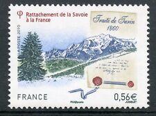STAMP / TIMBRE DE FRANCE  N° 4441 ** RATTACHEMENT DE LA SAVOIE A LA FRANCE