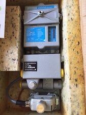 SCHALLER OIL MIST DETECTOR visatron system VN115/87 + services box ALL NEW