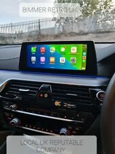 BMW NBT EVO ID5 ID6 APPLE CARPLAY EASY USB ACTIVATION & ANDROID SCREEN MIR.+VIM