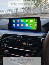BMW NBT EVO ID5 ID6 APPLE CARPLAY EASY USB ACTIVATION & ANDROID SCREEN MIR.+VIM