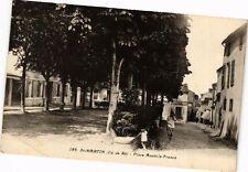 CPA  St-Martin (Ile de Ré) -Place Anatole-France  (242246)