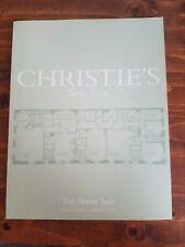 Christie's New York: The House Sale 05 March 2003, Sale Code: DANIEL-1204