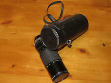 Sigma 100 -200mm zoom lens with case