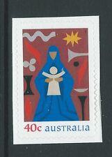 Australia 1999 Navidad Auto Adhesivo desmontado como nuevos, estampillada sin montar o nunca montada