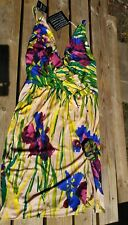 Blumarine Dress Silk Size 10