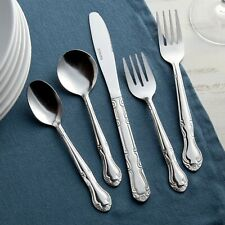 12 Claridge/Elegance  Flatware Set with Service for 12 - 60 Pack Free Ship USA