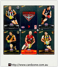 2012 Select AFL Champions Unpeeled Peel & Reveal Card Set (216 + 216 Blank Card)
