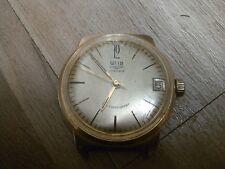GUB Glashütte Herren Armbanduhr mit Handaufzug.