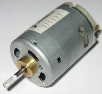 Johnson High Speed DC 5 Pole Hobby Motor - 24 V - 18000 RPM - 2.3mm Shaft Dia