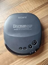 More details for vintage sony d-240 personal discman -  esp mega bass tested working