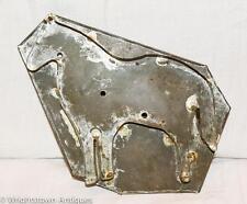 "HUGE 7"" Antique 19th Century Tole Tin HORSE COOKIECUTTER Flatback ESTATE! WOW!"