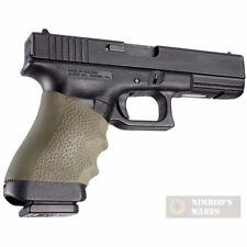Hogue 17001 Universal Full-Size Pistol Grip Sleeve Od Green New Fast Ship