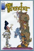 Trencher #4 (Oct 1993, Image) Keith Giffen