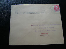 FRANCE - enveloppe 7/6/1949 (cy50) french