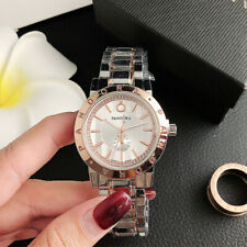 New Design PA Watch Stainless Steel Crystal Watch for Women & Men's Gifts