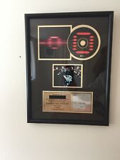 "ORGY Band ""Candyass"" RIAA Certified Gold Record Plaque"