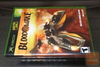 Blood Wake 1st Print (Xbox 2002) FACTORY SEALED! - RARE!
