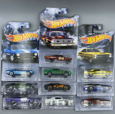 Hot Wheels 2020 American Steel Muscle Cars Set of 10 Exclusives New 2020