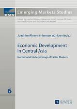 Economic Development In Central Asia  9783631612156