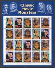 USA 1997 FRANKENSTEIN/DRACULA/FILM/CINEMA/FILM MOSTRI/ATTORI Sht 20v (n21844)