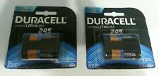 2 Duracell Ultra Lithium 245 6V 2CR5 DL245 Battery Exp Mar 2024 SKBAWA-b055