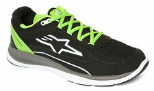 Alpinestars Casual Trainers - 100 Running Shoes Black /Green