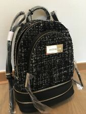 River Island black zip around small backpack new with tags