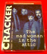 Cracker The Mad Woman In The Attic 2-Tape Audio Book Steven Hartley Crime/TV