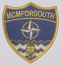 Aufnäher Patch Abzeichen NATO Navy, Marine MCMFORSOUTH ..........A2039