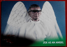 JOE 90 - Foil Chase Card #F6 - JOE AS AN ANGEL - GERRY ANDERSON COLLECTION 2017